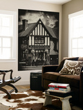 Wall Mural - UK Cottage - The Blacksmiths Arms - St Albans - Hertfordshire - London - UK - England
