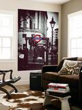 Wall Mural - London Underground Sign - Public Subway - UK - England - United Kingdom - Europe