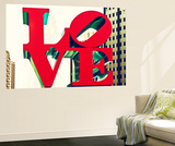 Wall Mural - Love Sign - USA