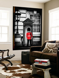 Wall Mural - Buckingham Palace Guard - London - UK - England - United Kingdom - Europe
