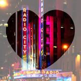 Love NY Series - The Radio City Music Hall at Night - Manhattan - New York - USA