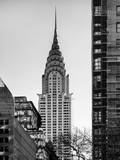 Top of the Chrysler Building - Manhattan - New York City - United States