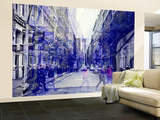Wall Mural - Urban Vibration Series - Soho and 1WTC - Manhattan - New York - USA