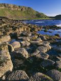 Ireland Giant's Causeway  Hexagonal Basalt Columns