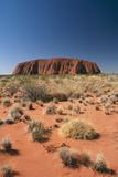 Australia Ayers Rock  Uluru National Park