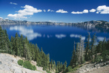 USA Crater Lake  National Park  Oregon