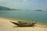 Fishing Boats at Murici Beach  Lake Skadar