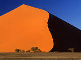 Namib Desert Dune 45 at Sunrise