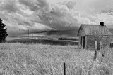 Stormy Weather in Rural Location