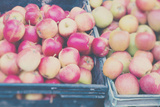 Red and Pink Apples