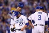 Wild Card Game - Oakland Athletics v Kansas City Royals