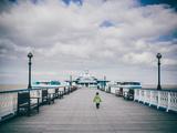 Child on Pier