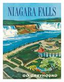 Niagara Falls  Ontario  Canada  New York  USA