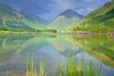 Mountain Scenery Reflection of Buachaille Etive