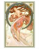 Dance  Art Nouveau Beauty
