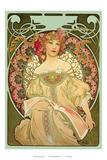 Champagne  Art Nouveau  La Belle Époque
