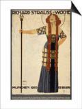 Richard Strauss Music Festival  circa 1910
