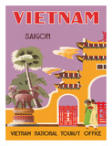 Vietnam  Saigon (Ho Chi Minh City)  Vietnam National Tourist Office