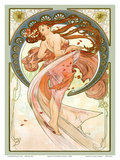 Dance  Art Nouveau Beauty