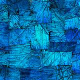 Tapestry in Blue