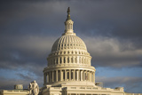 Usa  Washington Dc  Cupola of Capitol Building