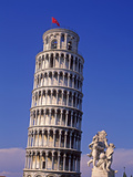 Pisa  Leaning Tower  Tuscany  Italy