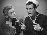 Navy Couple