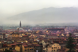 Cityscape of Florence  Italy