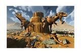 Living Fossils in a Desert Landscape