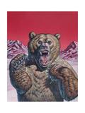 Cave Bear (Ursus Spelaeus)  Pleistocene Epoch