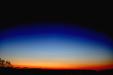 Conjunction of Mercury and Saturn at Dawn Near Regensburg  Germany