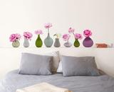 Vases Of Peonies