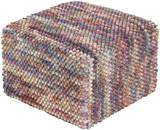 Dahlia Texture Pouf*