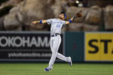 Division Series - Kansas City Royals v Los Angeles Angels of Anaheim - Game One