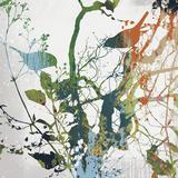 Painted Birds II