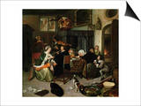 The Dissolute Household  1668
