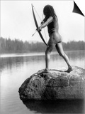 Archery: Nootka Indian