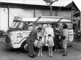 Carpigiani Ice Cream Wagon