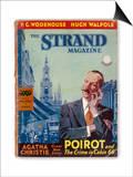 The Strand: Agatha Christie's Hercule Poirot