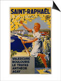 Saint-Raphael  circa 1930