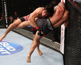 UFC Fight Night: Theodorou v Santos