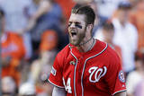 Division Series - Washington Nationals v San Francisco Giants - Game Three