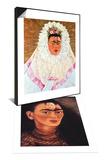 Diego and I  c1949 & Self-Portrait as a Tehuana (Diego on My Mind)  c1943 Set