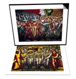 Siqueiros: Mural  1950S & Siqueiros: Mural  1950S Set