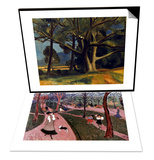 Derain: Hyde Park & Derain: Great Tree  20Th C Set
