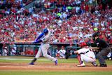 Division Series - Los Angeles Dodgers v St Louis Cardinals - Game Four