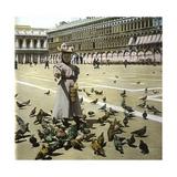 Venice (Italy)  Saint Mark's Square  Circa 1895