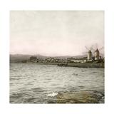 Palma (Island of Majorca  Balearics  Spain)  the Suburb of Molinar Seen from the Sea  Circa 1895