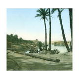 Aswan (Egypt)  the First Cataract