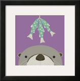 Peek-a-Boo Otter